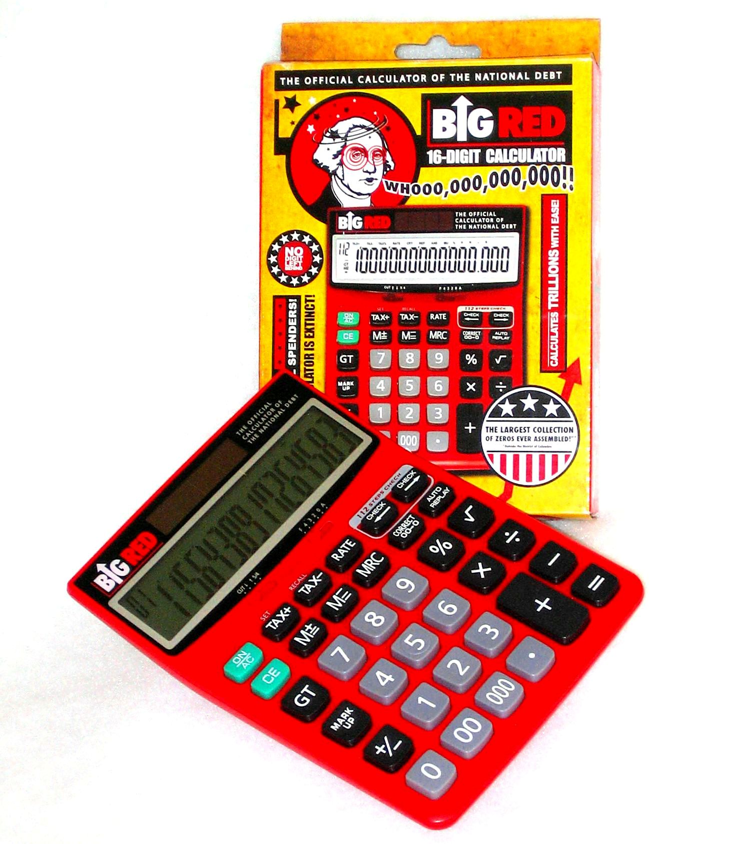 Big Red Product Image